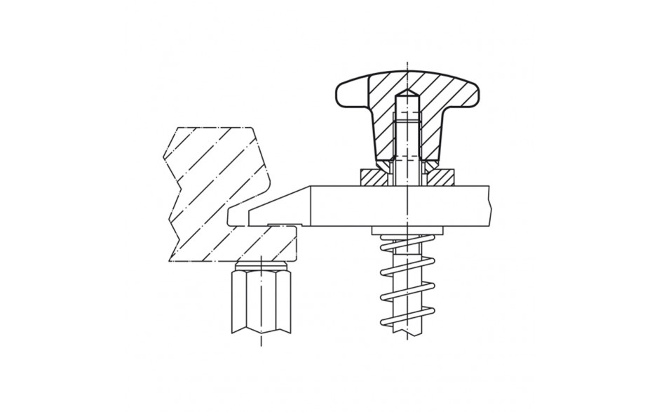 Technische tekening T