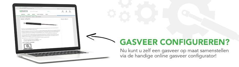 Gasveer configurator