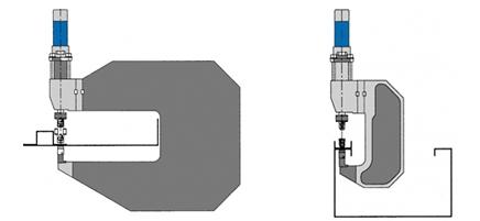 Clinch machines Attexor Pass serie