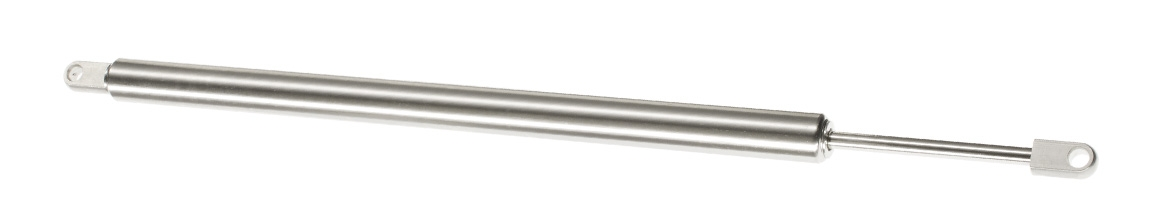 Aluminium gasveren