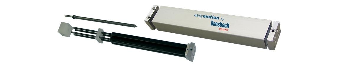 Easymotion hydraulische hoogteverstelling